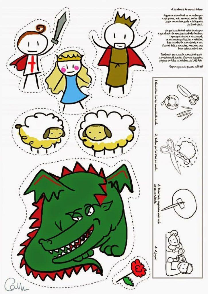 http://es.scribd.com/doc/88391948/Les-titelles-de-Sant-Jordi