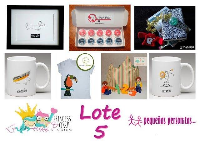 lote5-sorteo-navidad-pequeñas-personitas-princess-and-owl-stories