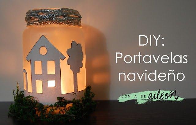 portavelas-navideño-diy