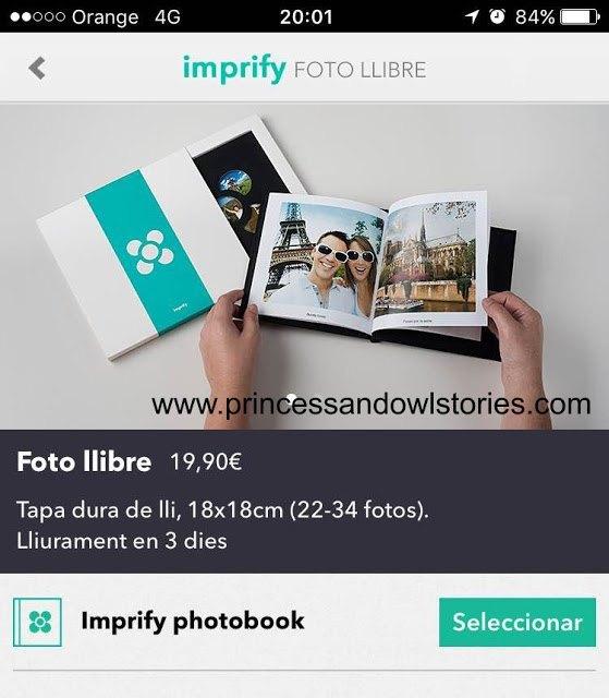 imprify-fotolibro-personalizado-app