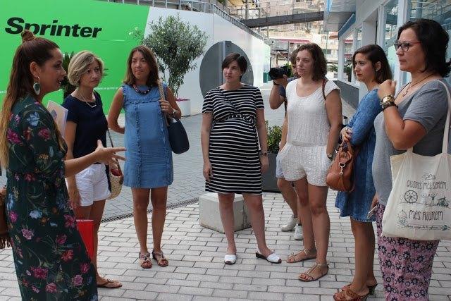 bloggers-showrrom-portopi-vueltaalcole