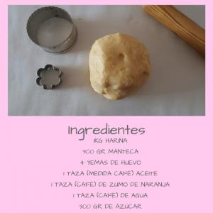 ingredientes crespells receta