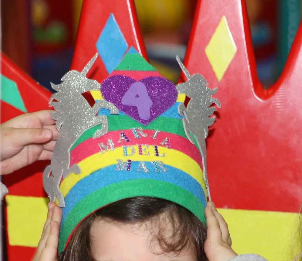 corona unicornios