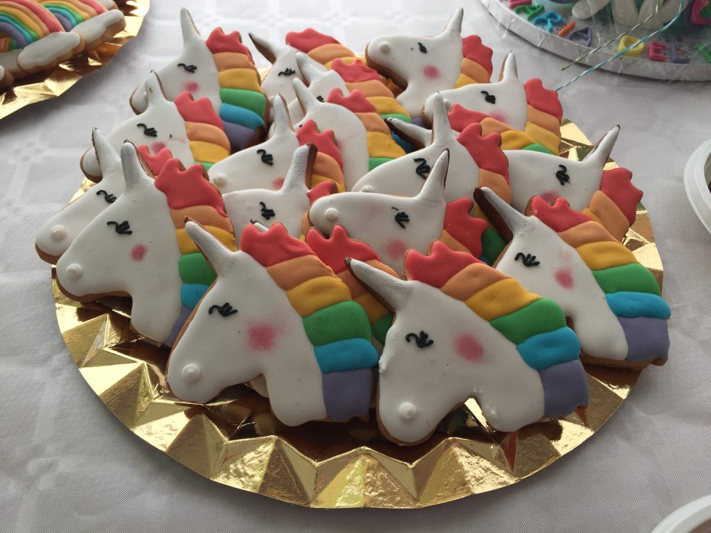 galletas unicornio