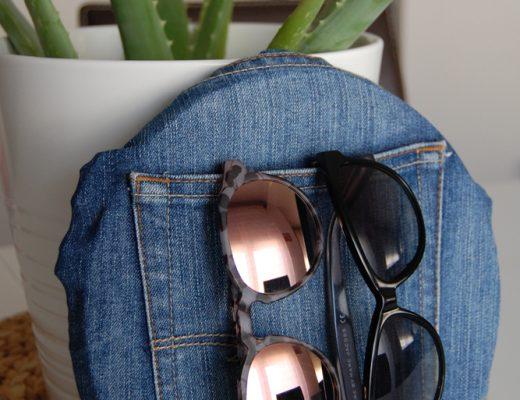 bastidor vaquero colgador gafas
