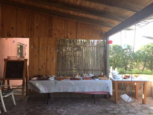 decoración fiesta temática helados