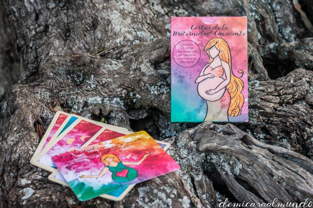 cartas maternidad consciente