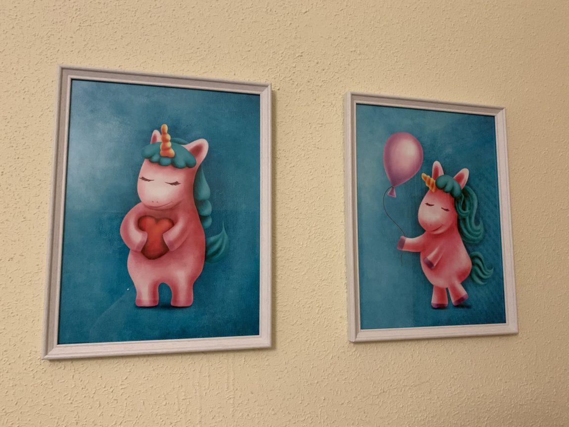 cuadros unicornios