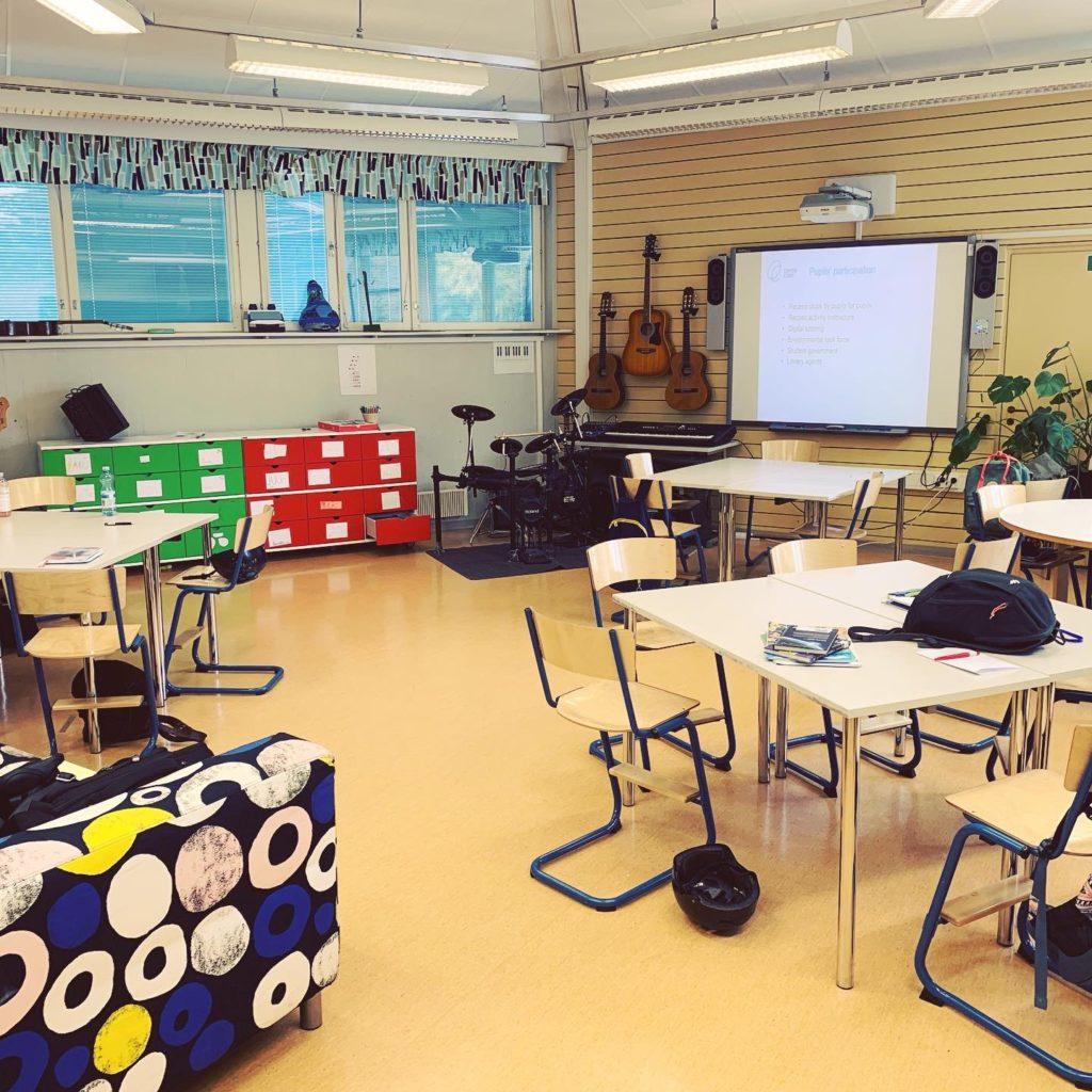 aula de primaria