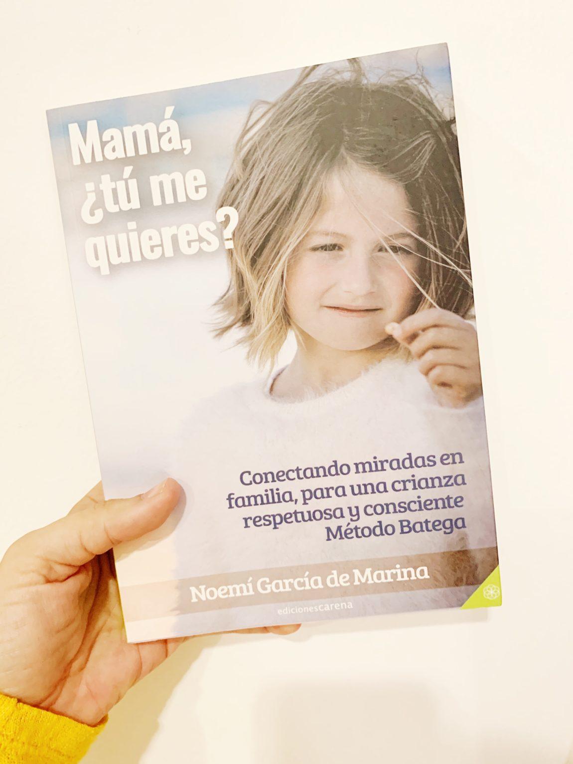 Libro Mama tu me quieres